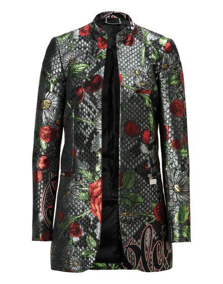 Coat Long Philipa Sinuosa