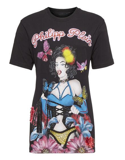 T-Shirt Short Dresses Gilrls, Let`s go