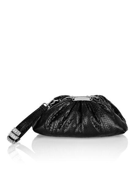 Python Mini Pillow bag Luxury
