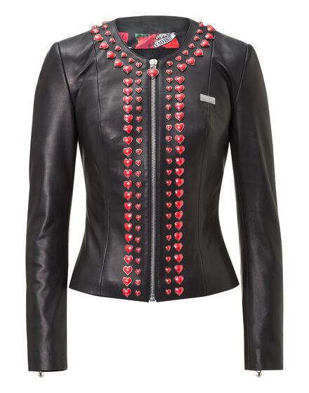 Leather Jacket Thorck