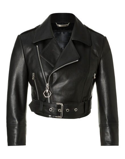 Leather Biker Sensation One