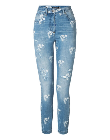 High Waist Jegging Upper Line