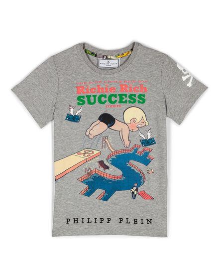 t-shirt rich boy