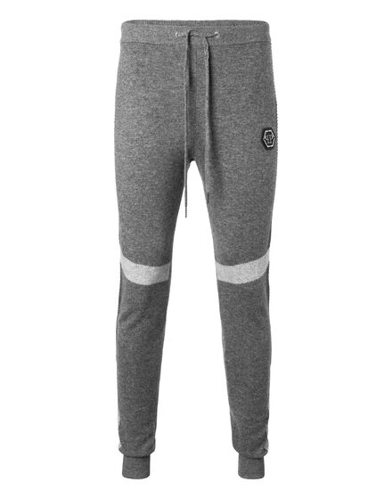 Knit Jogging Trousers Psi