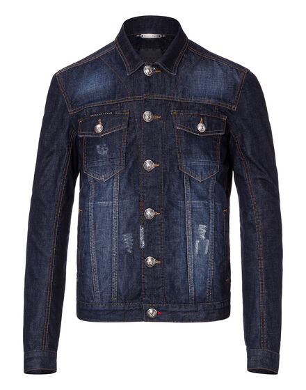 Denim Jacket Cadillac
