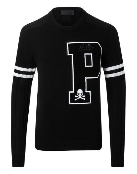 Pullover Round Neck LS P rules