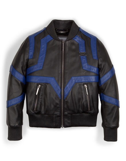 leather jacket pantera