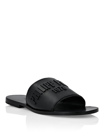 Leather Sandals Flat PP1978