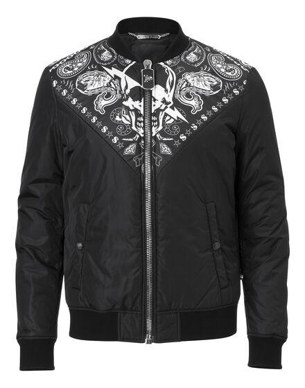 nylon jacket texas