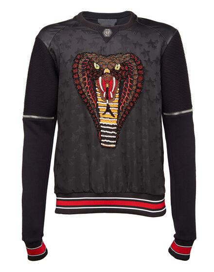 Sweatshirt LS King cobra