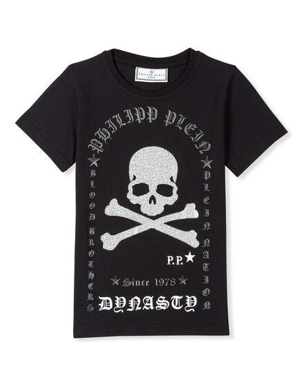 T-shirt Round Neck SS Deremik