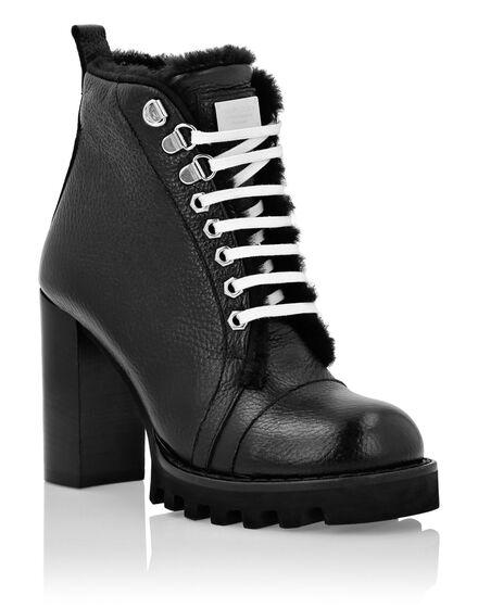 Boots Lo-Heels Mid Stars