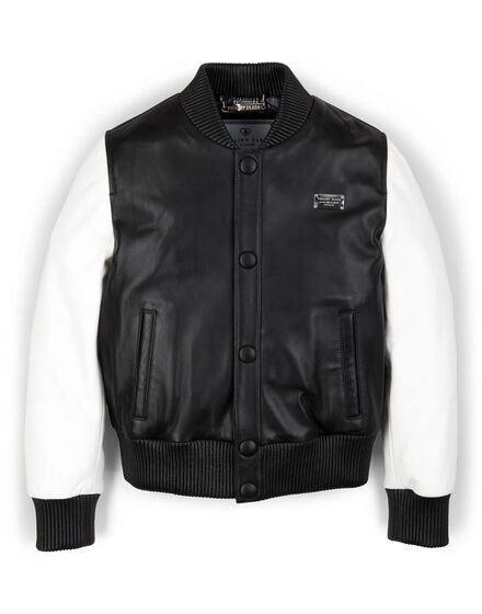 leather jacket back to school