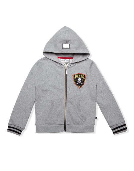 Hoodie Sweatjacket Private Emotion