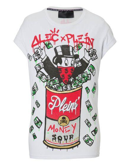 T-shirt Round Neck SS Make Money
