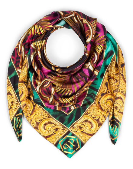 Square Scarf Baroque