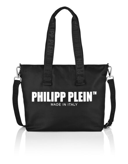 Leather Tote Bag Philipp Plein TM