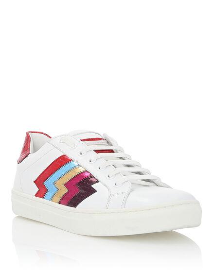 Lo-Top Sneakers Rainbow