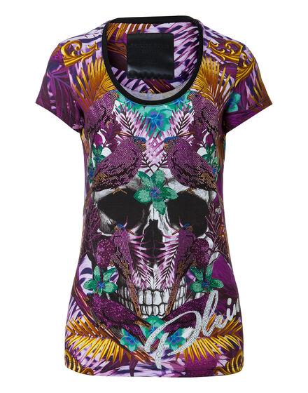 T-shirt Round Neck SS Kelsie