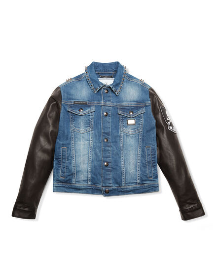 Denim Jacket Grenade