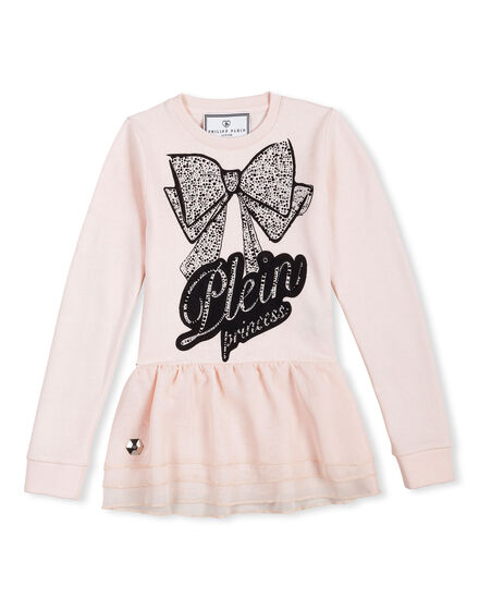 Sweatshirt LS Lily Sand