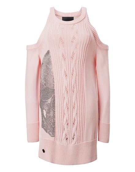 Knit Day Dress Cecillia Said