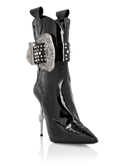 Boots Lo-Heels High Cowboy