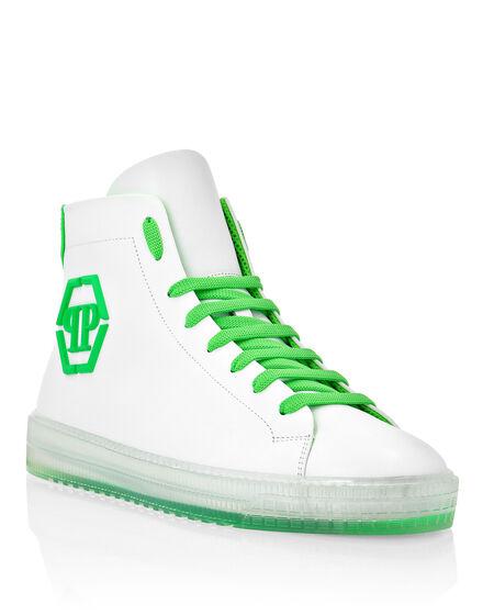 Hi-Top Sneakers NEON ROCK