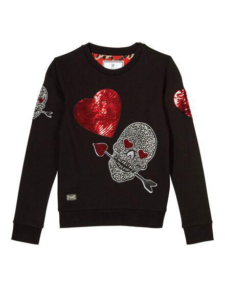 Sweatshirt LS Odile