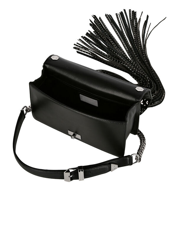 Flap Bag Fringe
