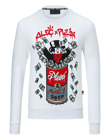 Sweatshirt LS Alec`s money
