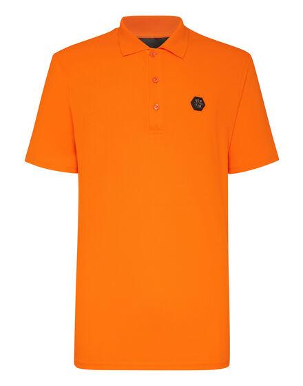 Polo shirt SS Hexagonal
