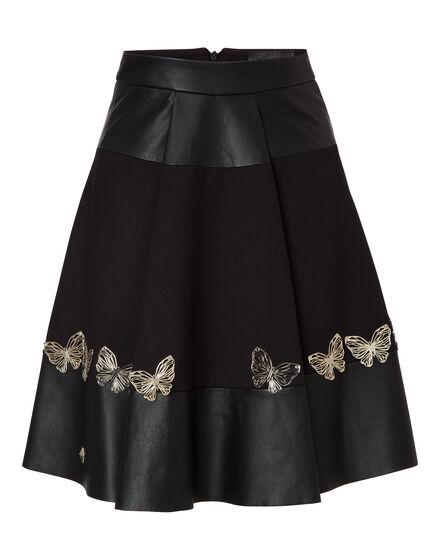 skirt butterflies catcher