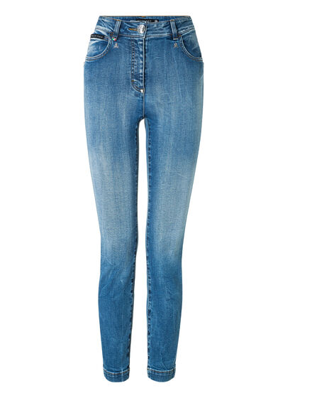 High Waist Jegging Acacia
