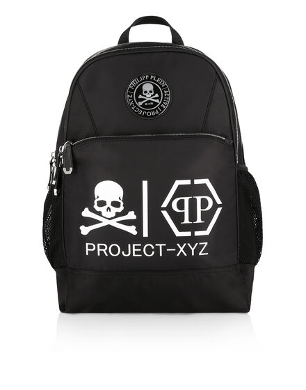 Backpack XYZ Skull and Plein