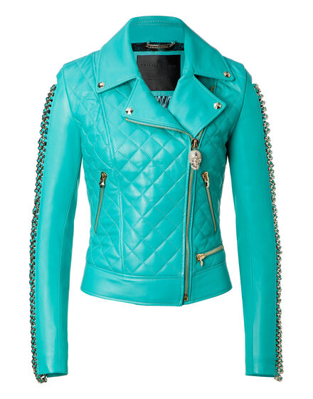 Leather Biker Wild