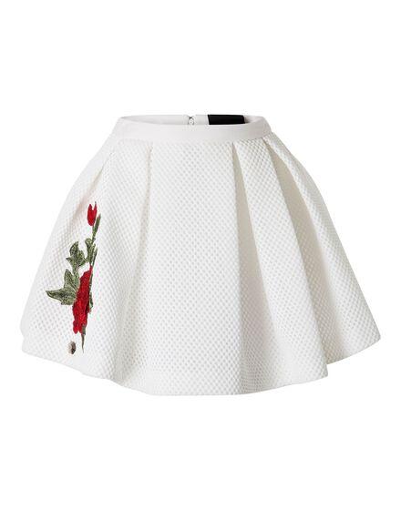 Short Skirt Goldie Haley
