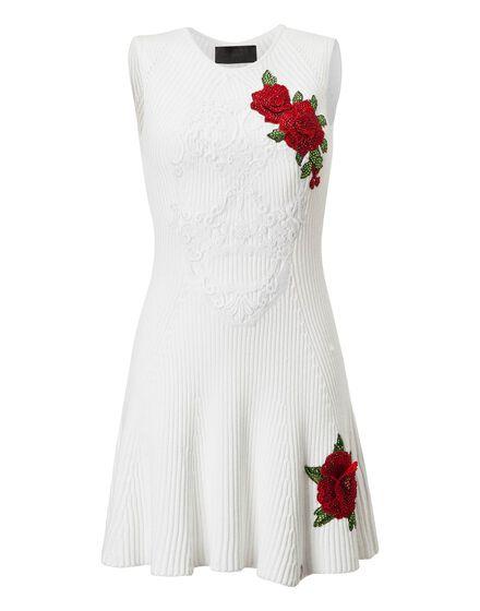 Knit Day Dress Adelma Style