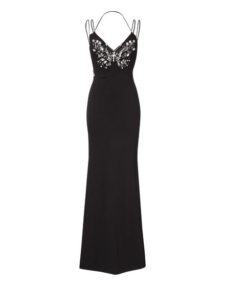 evening gown uptown girl