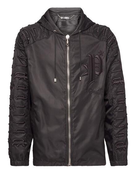 Nylon Jacket Dont Leave