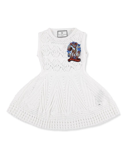 Knit Day Dress Daisy
