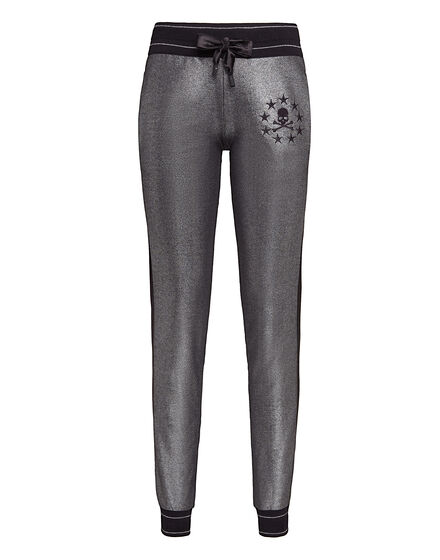 Jogging Trousers Round Skull