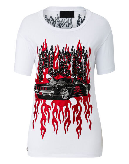 T-shirt SS Mad Car