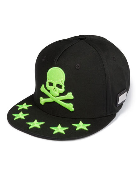 baseball cap skully star