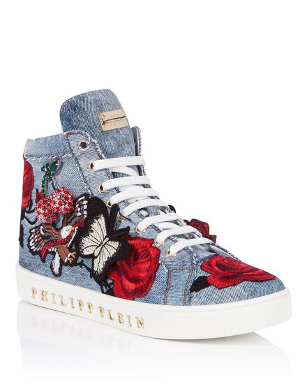 Hi-Top Sneakers Far away