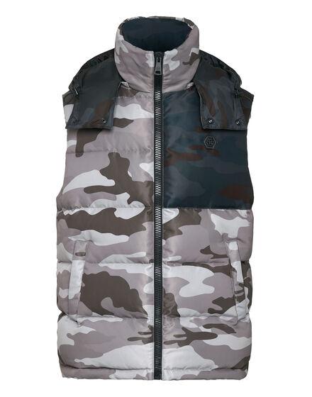 Short Vest Camouflage