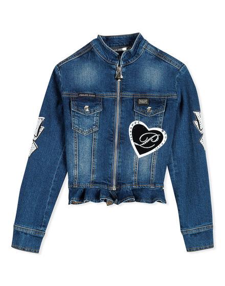 Denim Jacket Girly Mich