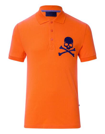 Polo shirt SS Deep
