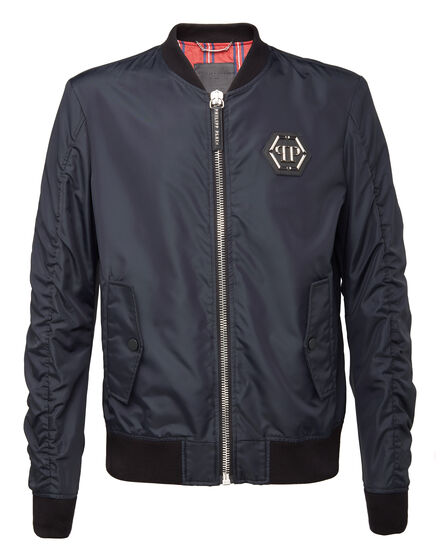 Nylon Jacket Tiger face