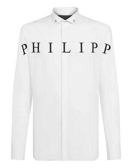 Shirt Diamond Cut LS Philipp Plein TM